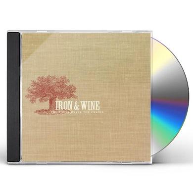 Iron & Wine CREEK DRANK THE CRADLE CD
