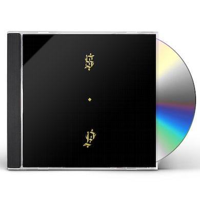 Shabazz Palaces BLACK UP CD