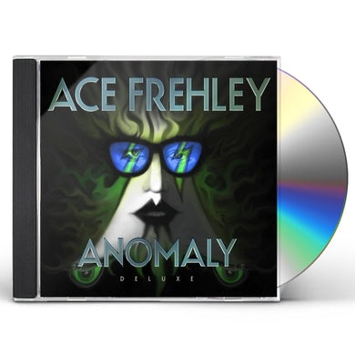 Ace Frehley ANOMALY DELUXE CD