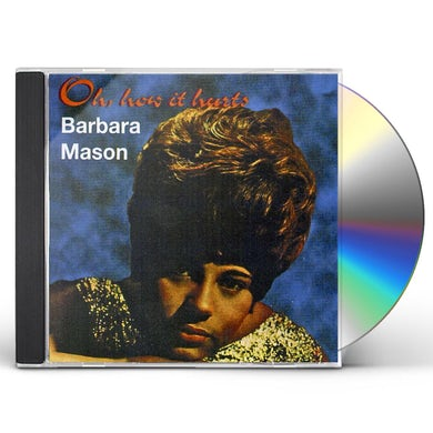 Barbara Mason OH HOW IT HURTS (26 CUTS) CD