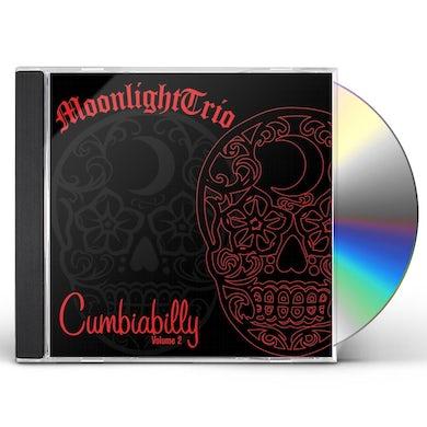 Moonlight Trio CUMBIABILLY 2 CD