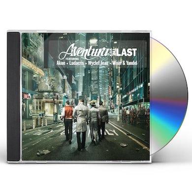 Aventura Last [Digipak] CD