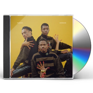 Fingers Inc. ANOTHER SIDE CD