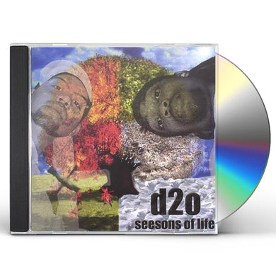 D2O SEESONS OF LIFE CD