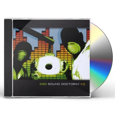 D2O SOUND DOCTORIN' CD