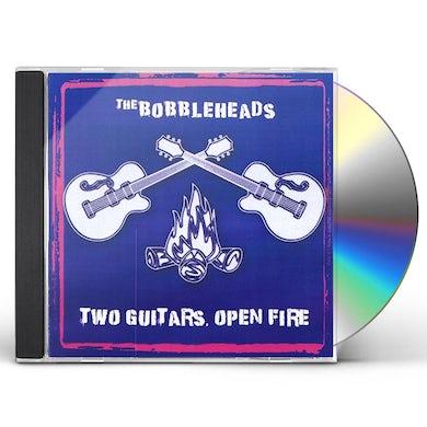 BOBBLEHEADS TWO GUITARS OPEN FIRE CD