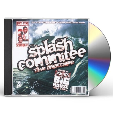 Splash Commitee THE MIXTAPE CD