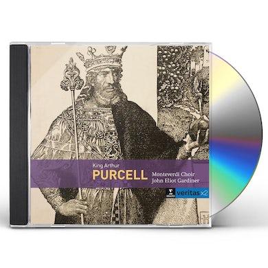 John Eliot Gardiner PURCELL: KING ARTHUR CD