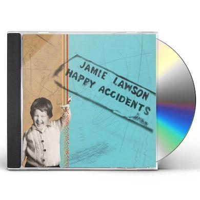 Jamie Lawson HAPPY ACCIDENTS CD