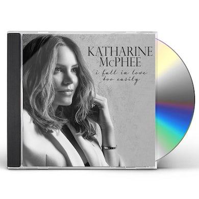 Katharine McPhee I FALL IN LOVE TOO EASILY CD