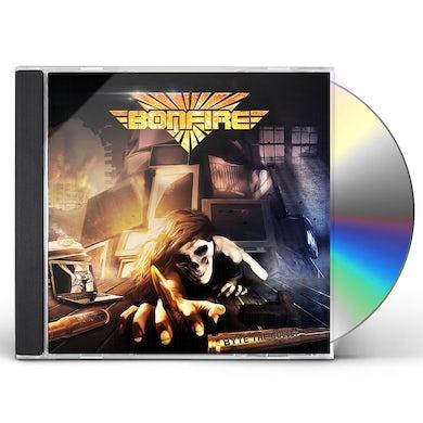 Bonfire BYTE THE BULLET CD