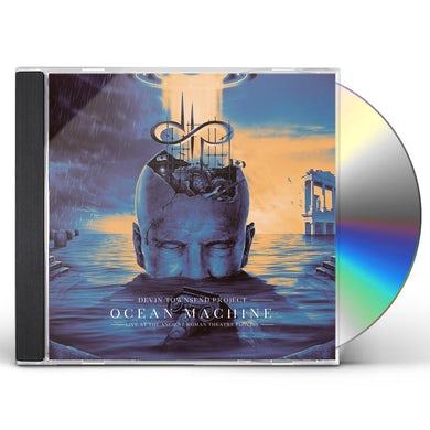 Devin Project Townsend OCEAN MACHINE: LIVE AT THE ANCIENT ROMAN THEATRE CD