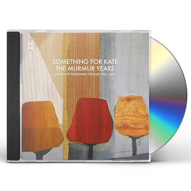 Something For Kate MURMUR YEARS CD