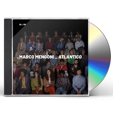 Marco Mengoni ATLANTICO: 03/05 IMMERSIONE EMOTIVA CD