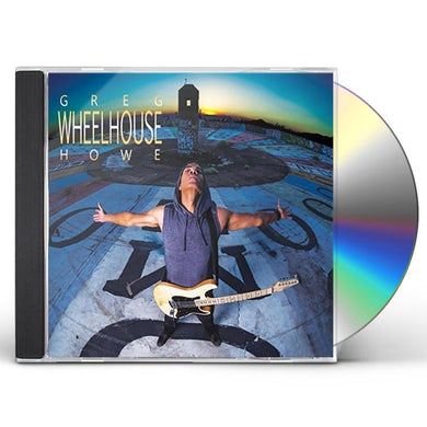 Greg Howe WHEELHOUSE CD