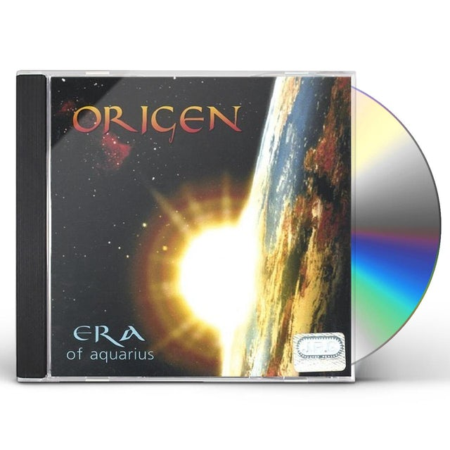 Origen ERA OF AQUARIUS CD