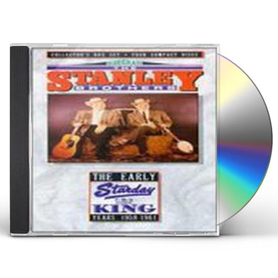 Stanley Brothers EARLY STARDAY CD