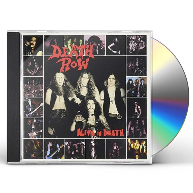 Death Row ALIVE IN DEATH CD