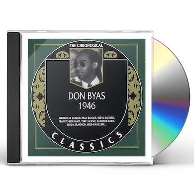 Don Byas 1946 CD