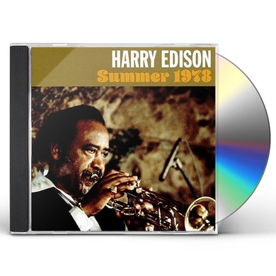 "Harry ""Sweets"" Edison SUMMER 1978 CD"
