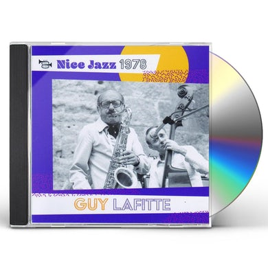Guy Lafitte NICE JAZZ 1978 CD