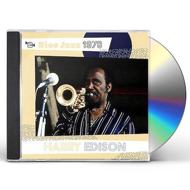 "Harry ""Sweets"" Edison NICE JAZZ 1978 CD"