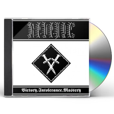 Revenge VICTORY.INTOLERANCE.MASTERY CD