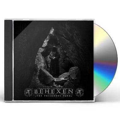Behexen POISONOUS PATH CD