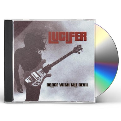 LUCIFER DANCE WITH THE DEVIL CD