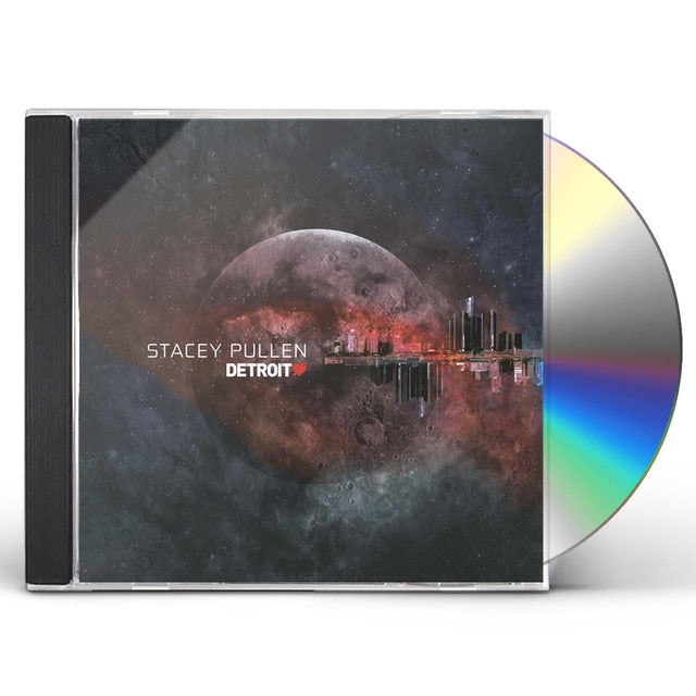 Stacey Pullen DETROIT LOVE 1 CD