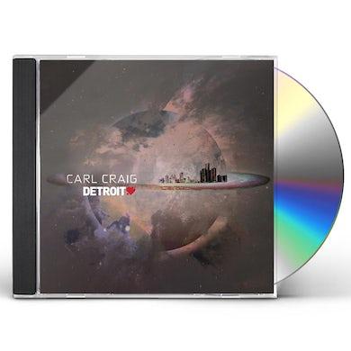 DETROIT LOVE 2 CD