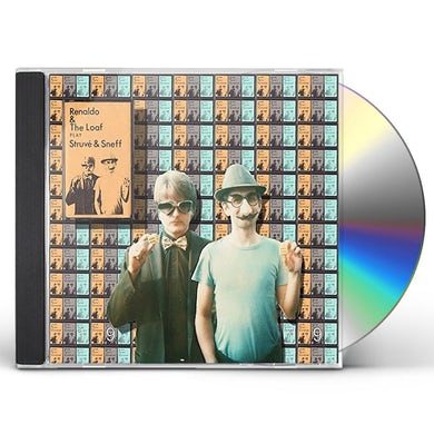 Renaldo & Loaf STRUVE & SNEFF / BALI HAI 2012-1980 CD