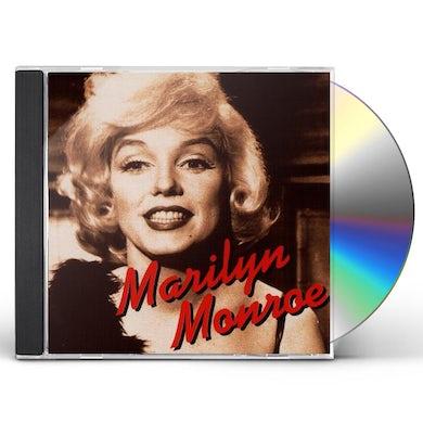 Marilyn Monroe BEST OF CD