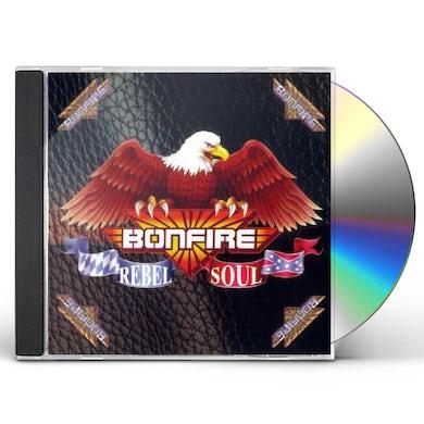 Bonfire REBEL SOUL CD