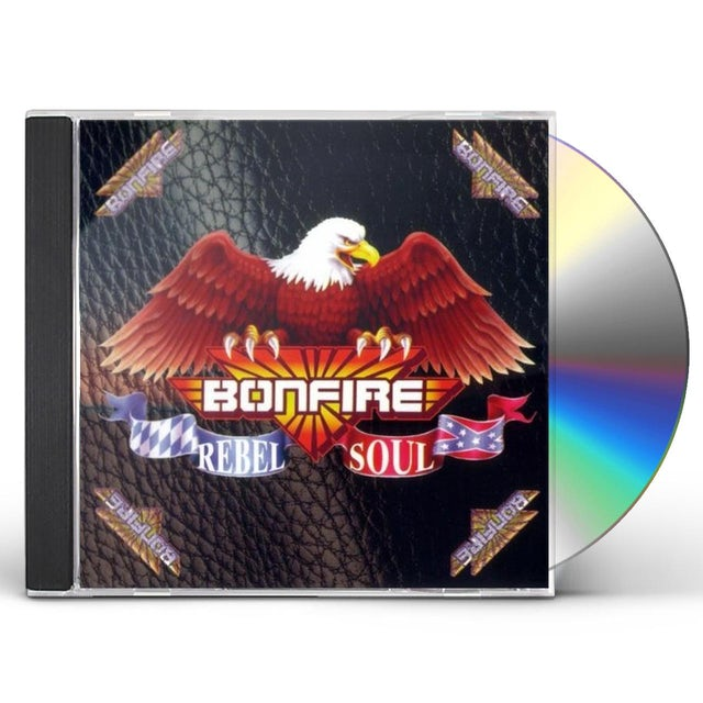 Bonfire REBEL SOUL CD