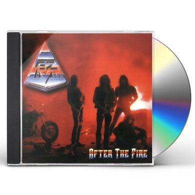 EZ Livin' AFTER THE FIRE CD