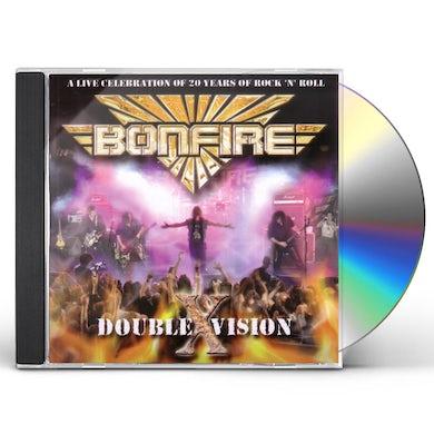 Bonfire DOUBLE X VISION CD