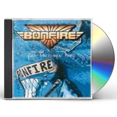 Bonfire FEELS LIKE COMIN HOME CD