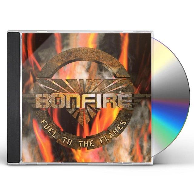 Bonfire FUEL TO THE FLAMES CD