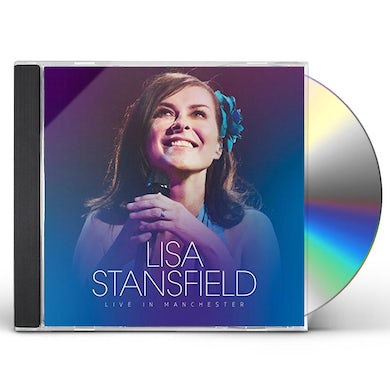 Lisa Stansfield LIVE IN MANCHESTER CD