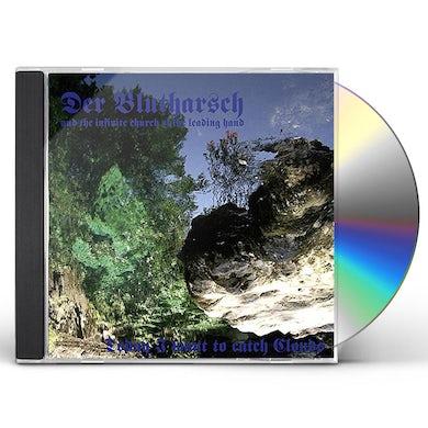 Der Blutharsch TODAY I WANT TO CATCH CLOUDS CD