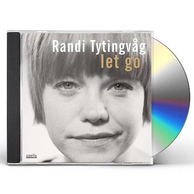 Randi Tytingvag LET GO CD