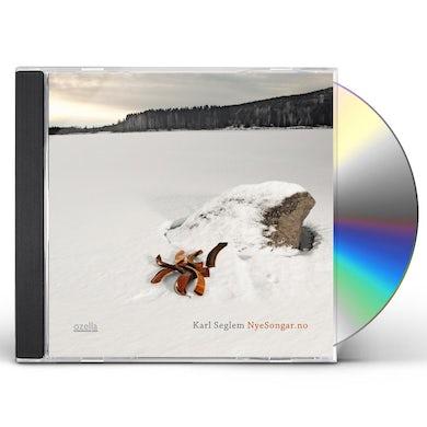 Karl Seglem NYESONGAR.NO CD