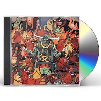 Dance Gavin Dance AFTERBURNER CD