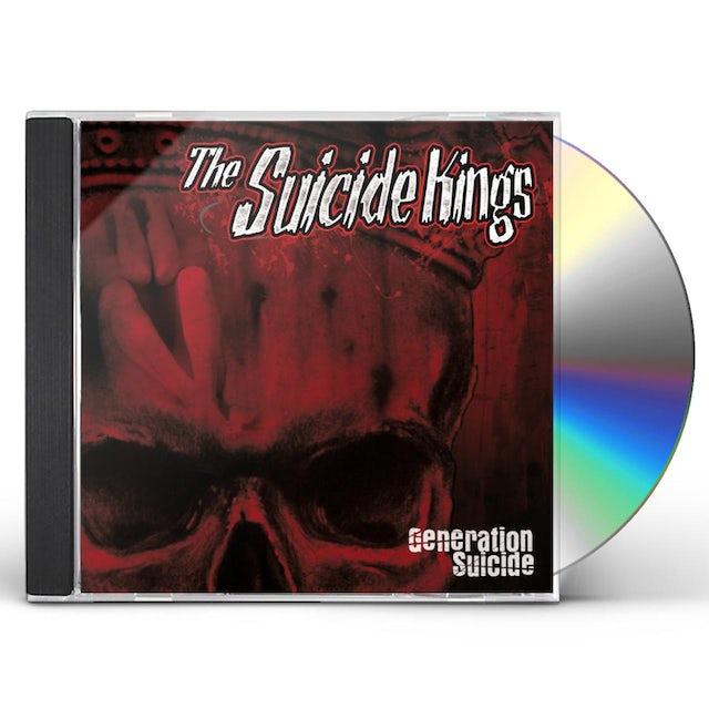 SUICIDE KINGS GENERATION SUICIDE CD