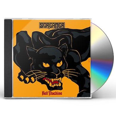 Screamer HELL MACHINE CD