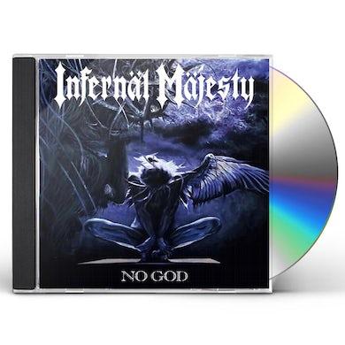 INFERNAL MAJESTY NO GOD CD