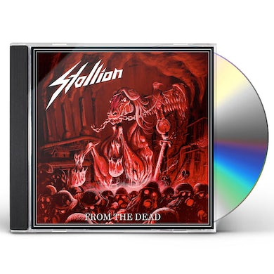 Stallion FROM THE DEAD CD