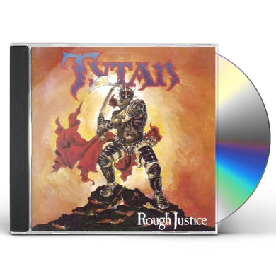 Tytan ROUGH JUSTICE CD