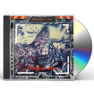 Cloven Hoof FIGHTING BACK CD